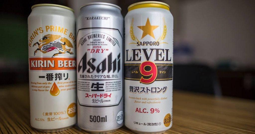Best Japanese Beers