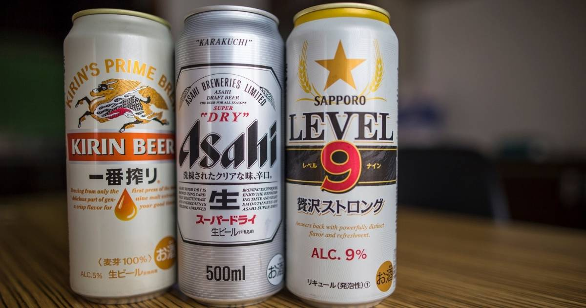 Best Japanese Beers