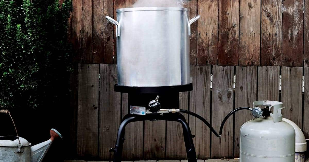 Best Propane Burner for Homebrewing