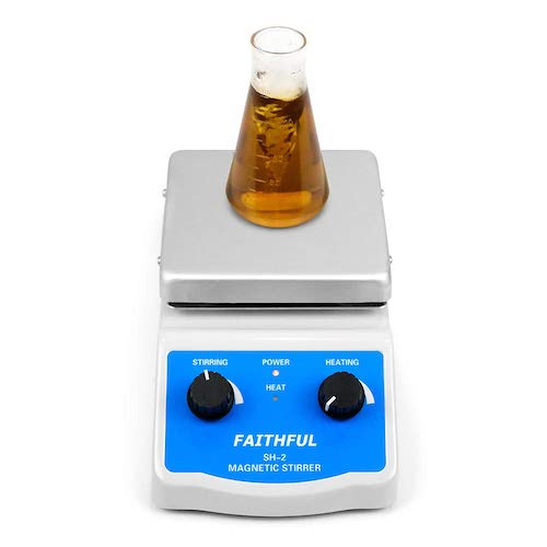 Faithful Magnetic Stirrer